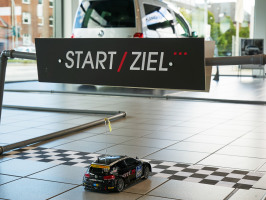 Eventagentur Bremen JAM-Performance Fahrsimulator RC-Car
